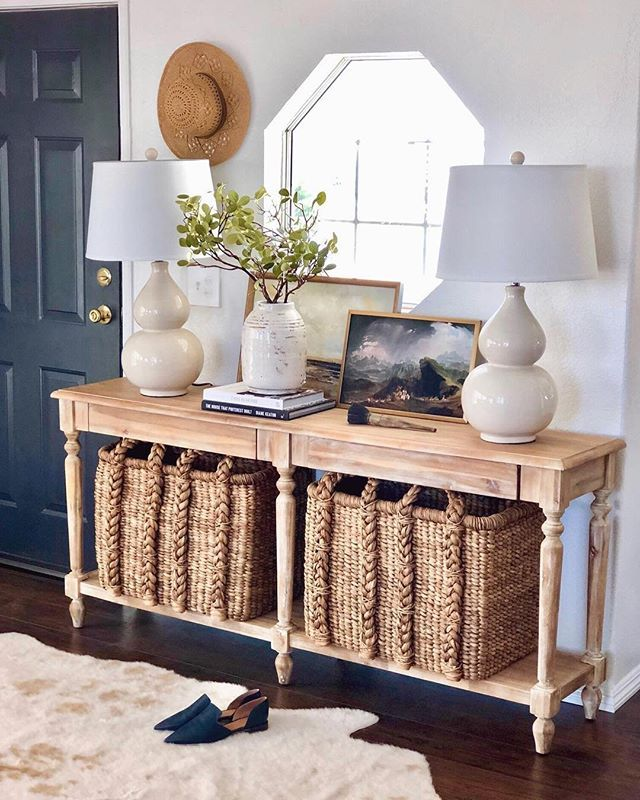 Who Says Storage Can T Be Stylish We Love How