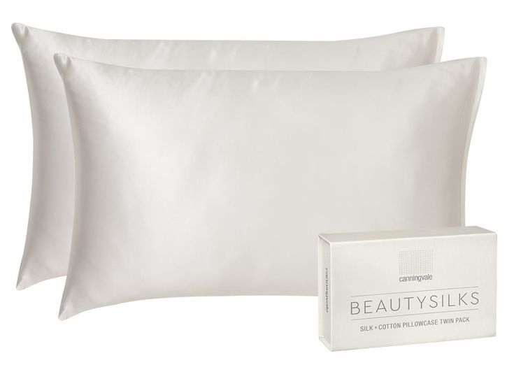 WIN 1 of 10 Beautysilks Silk Pillow Case Sets - Delivered Before Christmas Day!