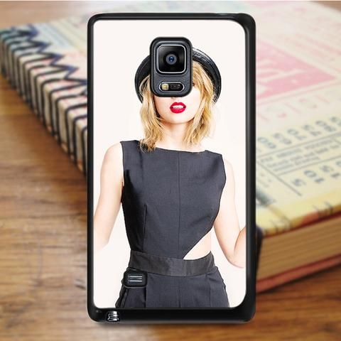 Taylor Swift Cover Album Red Lips Samsung Galaxy Note 3 Case