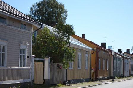 vanhakaupunki / gamla stan