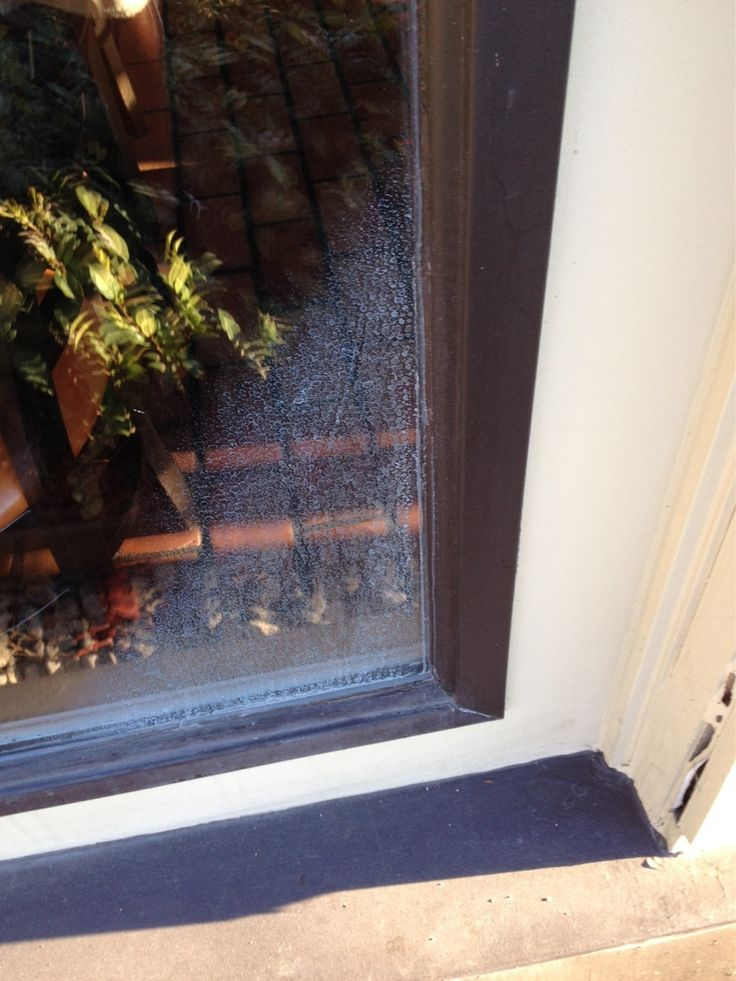 Are your windows suffering from hard water stains call us