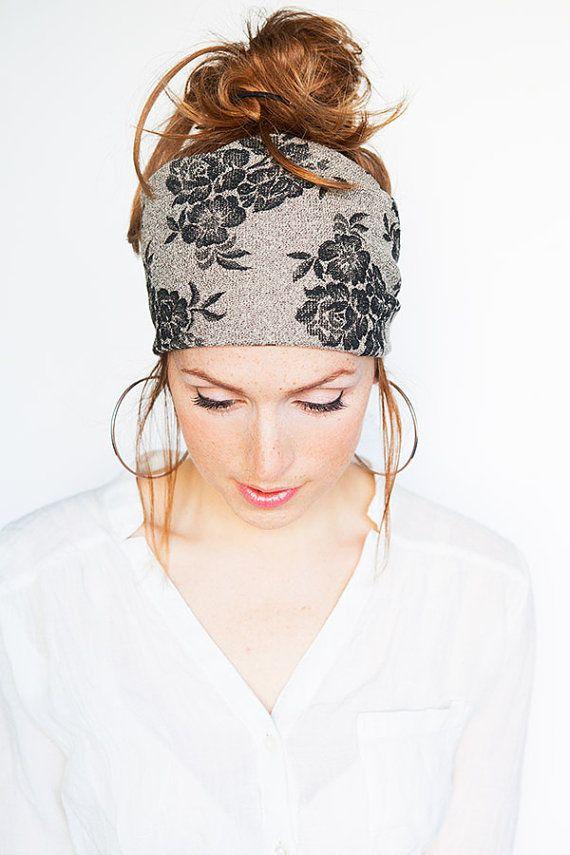 25+ best Headband hairstyles ideas on Pinterest | Headband ... - photo #40