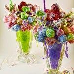 How to Make a Candy Bouquet | Lollipop Malt