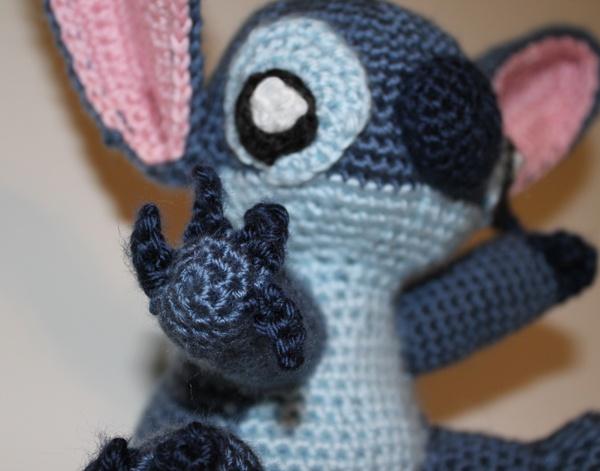 Crochet Kiss Stitch : Stitch Amigurumi - CRAFTSTER CRAFT CHALLENGES