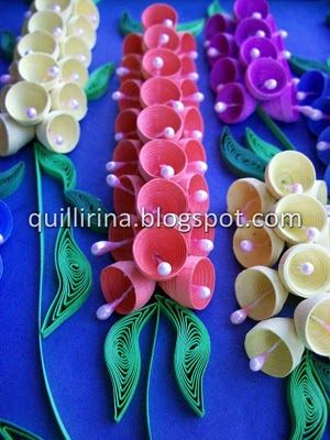 Quilling flowers                                                                                                                                                                                 Más