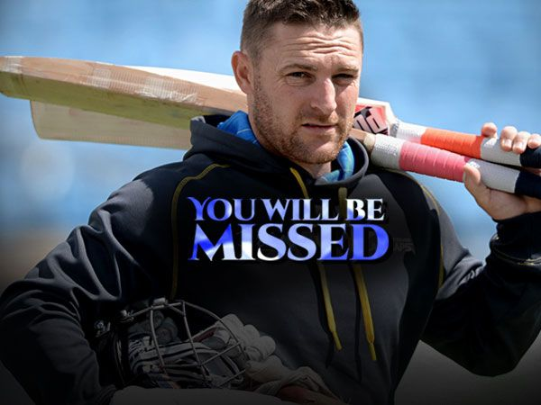 Brendon McCullum Retires And Leaves A Team Which Still Breathes His Image - #NewZealandCricketteam    #CricketTeam  #BrendonMcCullum -