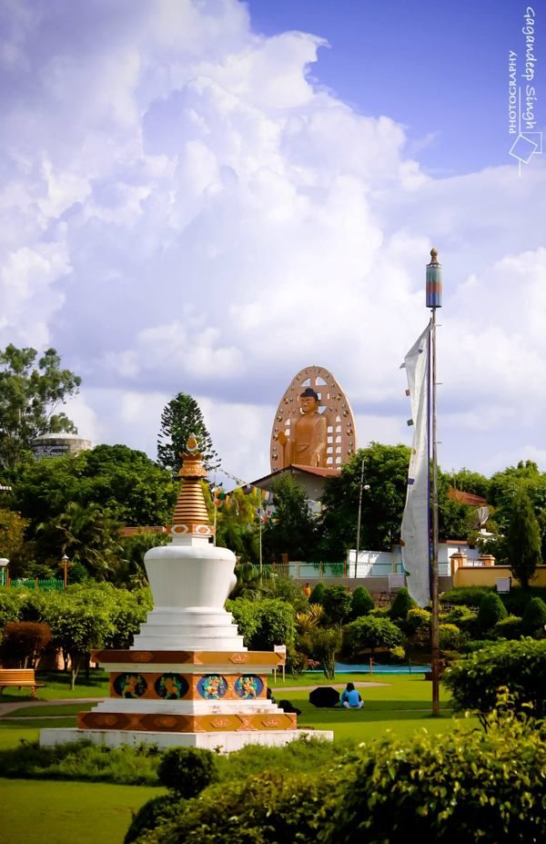 Buddhist Temple - Dehradun, India