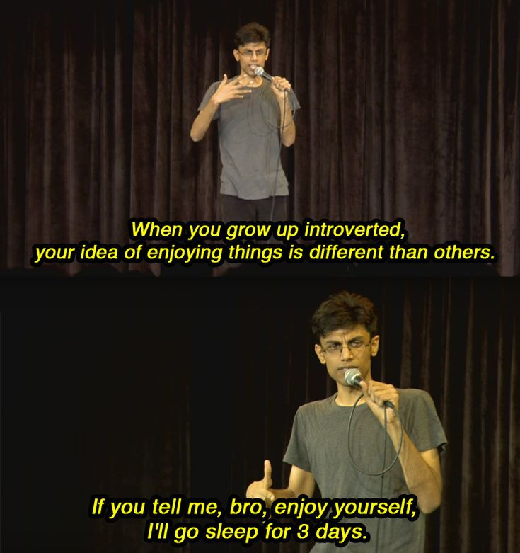 On introversion. Hahaha Yes!! | 9 Jokes That'll Make Biswa Kalyan Rath Your New Favourite Comedian