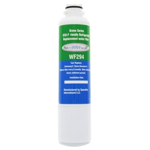 Aqua (Blue) Fresh Replacement Water Filter Cartridge for Samsung RS25J500DSR / AA Refrigerator Model
