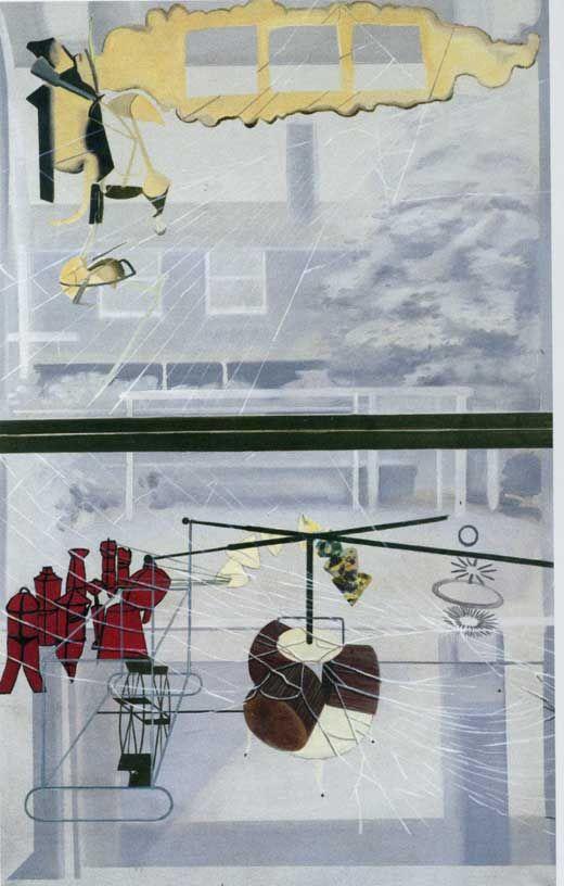 Antonio Recalcati, Vivre et laisser mourir ou la fin tragique de Marcel Duchamp, 1965 (n°6)