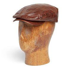 Calfskin Driving Cap - RRL Hats - RalphLauren.com