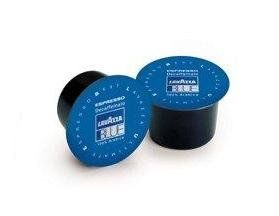 LAVAZZA BLUE 100 CAPSULES- DECAFFEINATO SOAVE ESPRESSO - http://hotcoffeepods.com/lavazza-blue-100-capsules-decaffeinato-soave-espresso/
