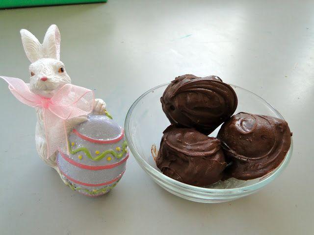 Homemade Cadbury Creme Eggs | Springtime | Pinterest