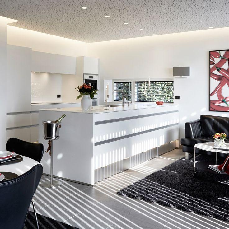 Køkkendesign, Aluflex - det stærke moderne./ Kitchendesign Aluflex - strong and modern.