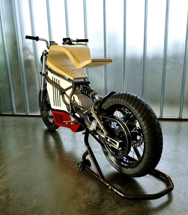 Expemotion E-Raw Concept Motorcycle