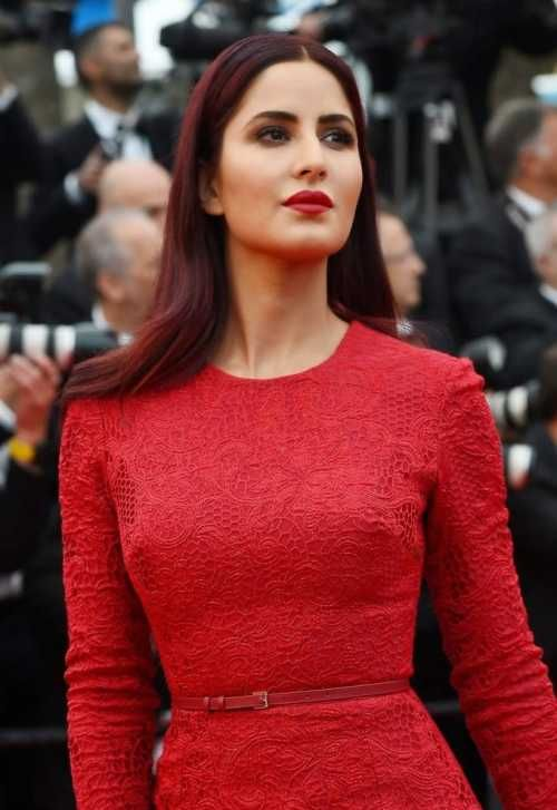 Katrina Kaif is a British Indian actress and former model who appears in Indian films.