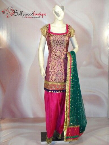 Ramp Style readymade salwar suit from Bollywood Boutique