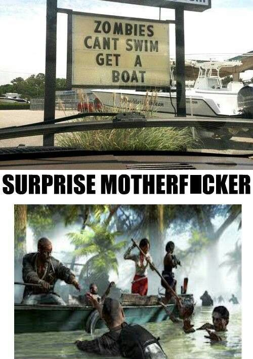 Damn you Dead Island! Now what do we do?
