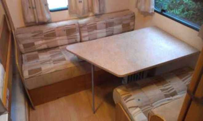 Bailey Pageant Bretagne, 6 berth, (2010) Second Hand  Touring caravan for sale in Co Antrim