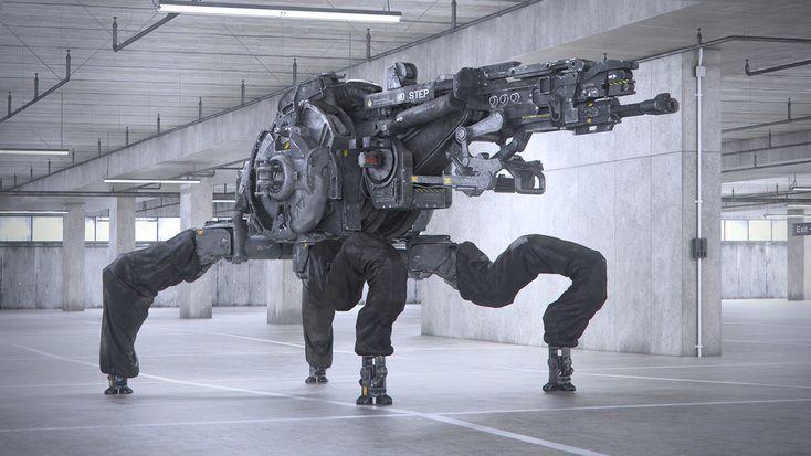 Gavriil Klimov - ROBOTICS