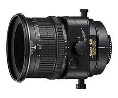 Nikon 85mm F2.8 D PC-E Nikkor Tilt Shift objektiv