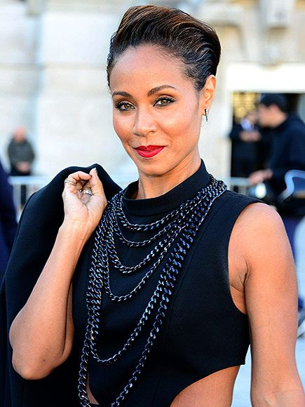 Star Tracks: Monday, October 5, 2015 | LOOKING GOOD | On Thursday, Jada Pinkett Smith attended the Barbara Bui show during Paris Fashion Week.