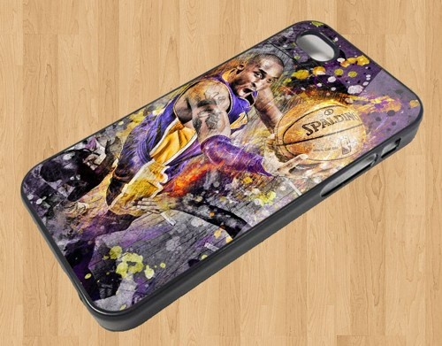 Kobe Brian LA Lakers Iphone case for Iphone Case 4 4S Case sm460