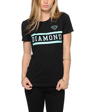 Diamond Supply Co Collegiate T-Shirt