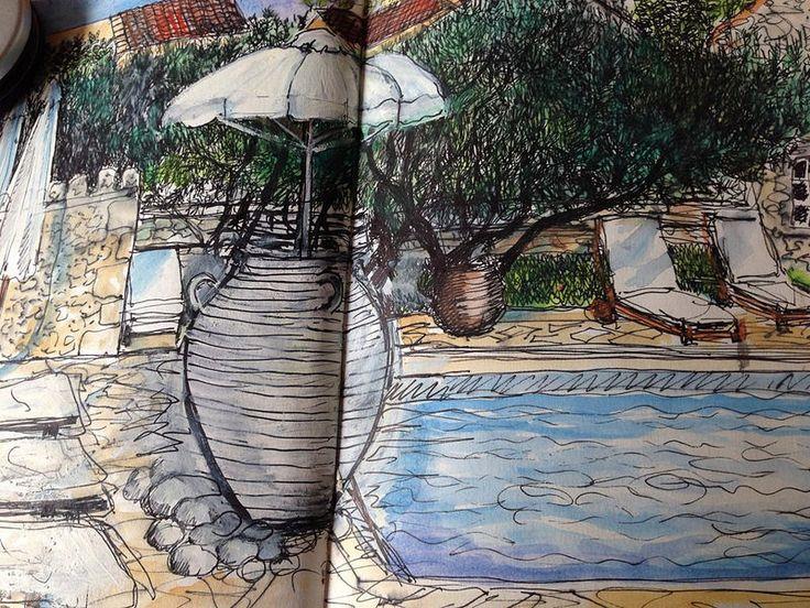 The pool, Vamos