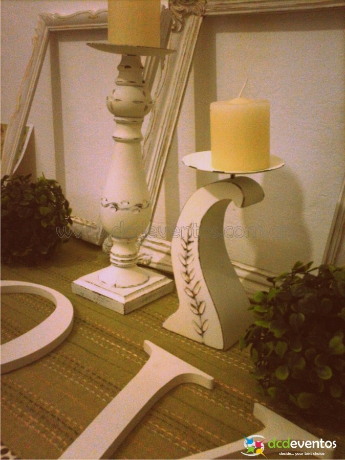 22 best ese ambiente jarrones y candelabros images on - Candelabros de pared ...