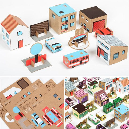 654 Best Images About Cardboard Ideas For Kids On