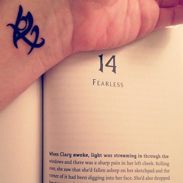 I Want This Tattoo With Forever Fearless In One Of The Lines... :) <3 #FearlessRuneTattoo