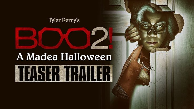 Peek-A BOO! Madea's back!! And so are Yousef Erakat, Diamond White, Brock O'Hurn, Lexy Panterra, & more. See Tyler Perry's Boo 2! A Madea Halloween in theaters October 20.
