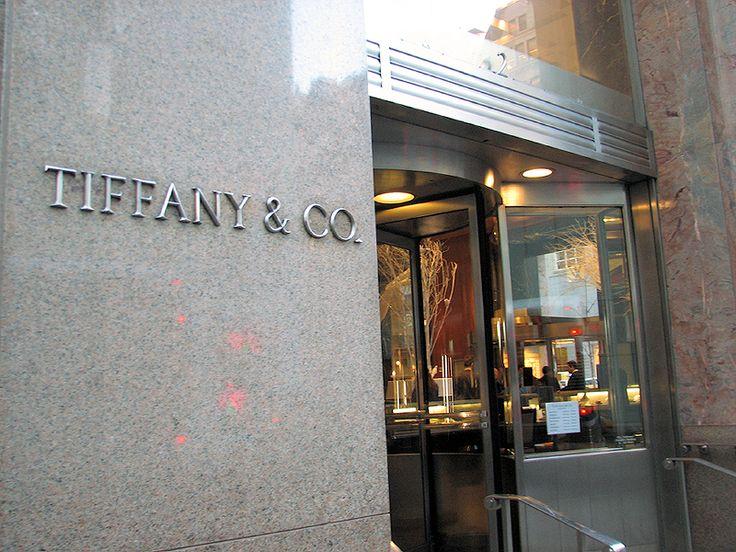 Tiffany co 5th avenue new york pinterest new york for Tiffany a new york