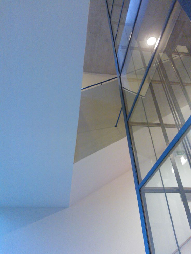 stairway in Kluuvi, Helsinki
