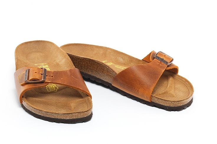 brown madrid birkenstock sandals