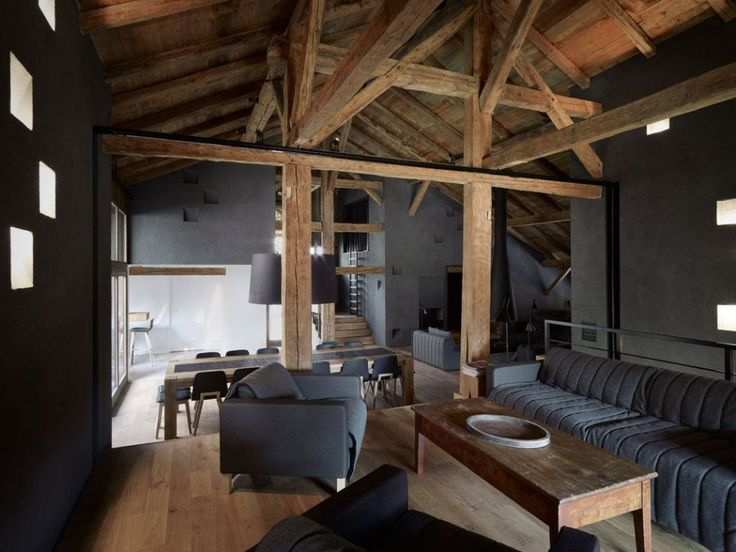 The Project Consists In A Conversion Of An Ancient Farmhouse Into A Luxury  Rental Villa, Revisiting Traditional Techniques. This Former Farmhouse.