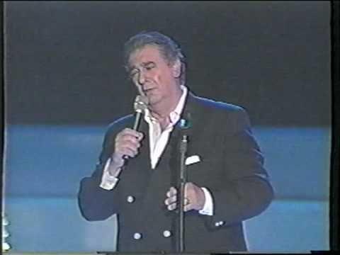 Plácido Domingo -NOCHE DE RONDA-, Dic.1998..mpg