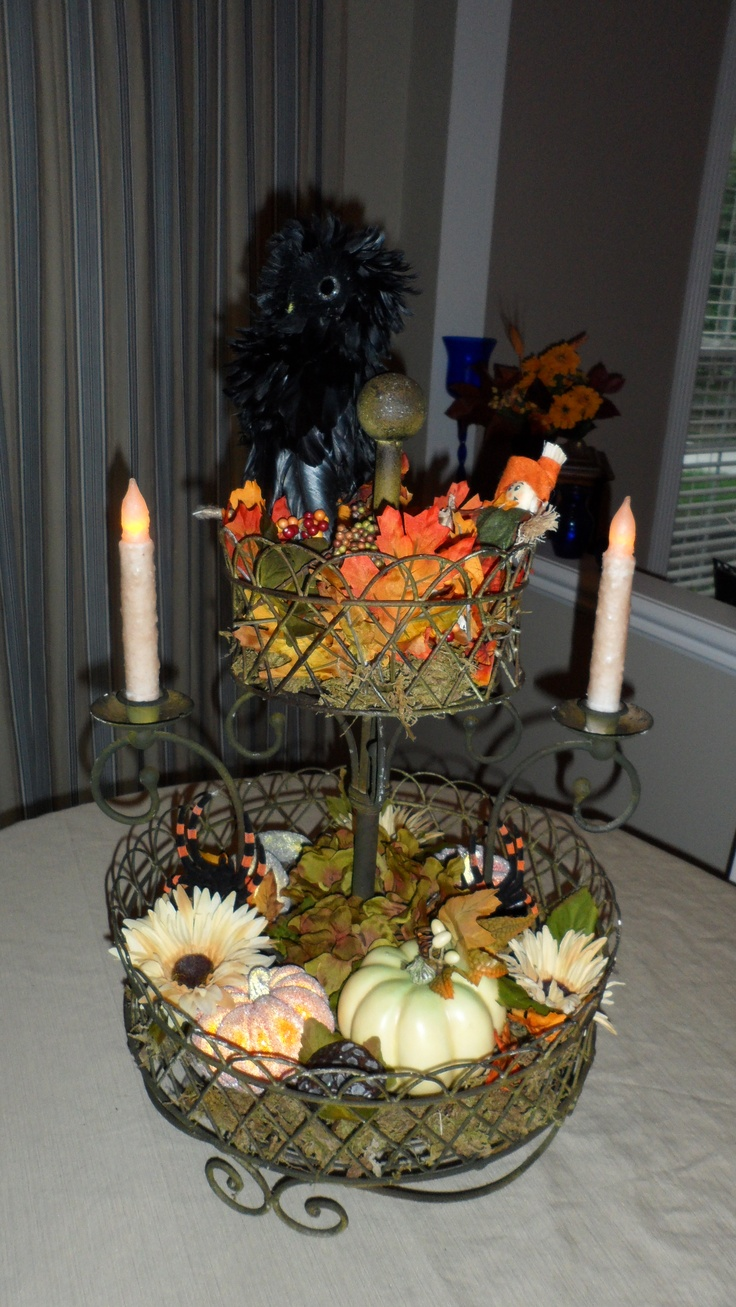 Pinterest Halloween Table Decor Photograph Table Decorations