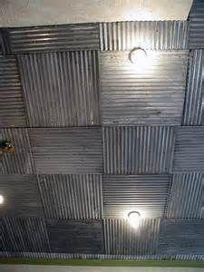 Corrugated metal ceiling | Flickr