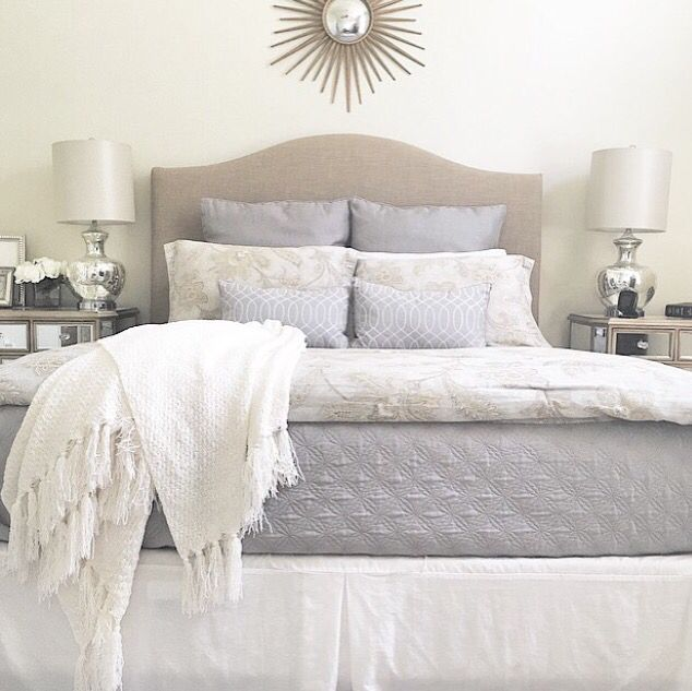 17 Best Ideas About Neutral Bedrooms On Pinterest