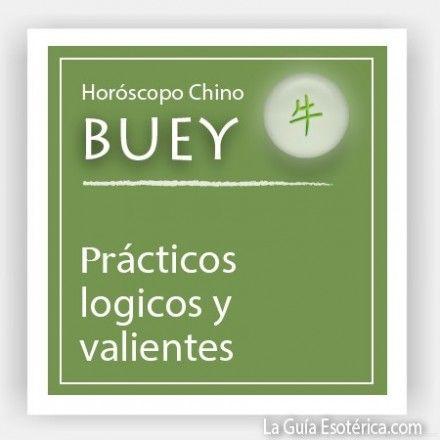 Horóscopo Chino Buey (Pulsa en la imagen para ver lo que te depara el 2014)