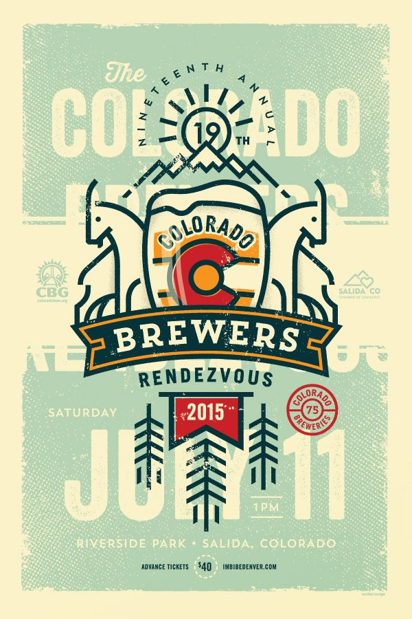 Colorado beer festivals not to miss... Brewers Rendezvous (July 11)... http://www.heiditown.com/2015/07/03/colorado-beer-festivals-not-to-miss/
