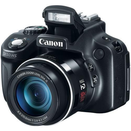 Canon Powershot SX50 HS 12.1 Megapixel Digital Camera