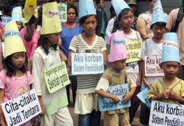 Angka putus sekolah masih tinggi di Bangka Tengah