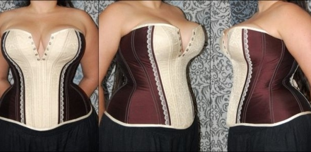 How to Make A Corset - Online Paid monthly corset making class
