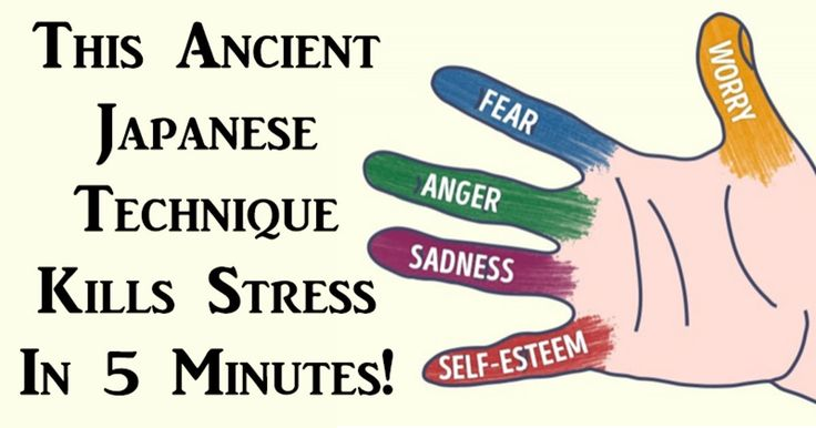 Ancient Japanese Natural Stress Relief via @dailyhealthpost