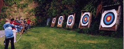 New Plymouth Archery Club Website