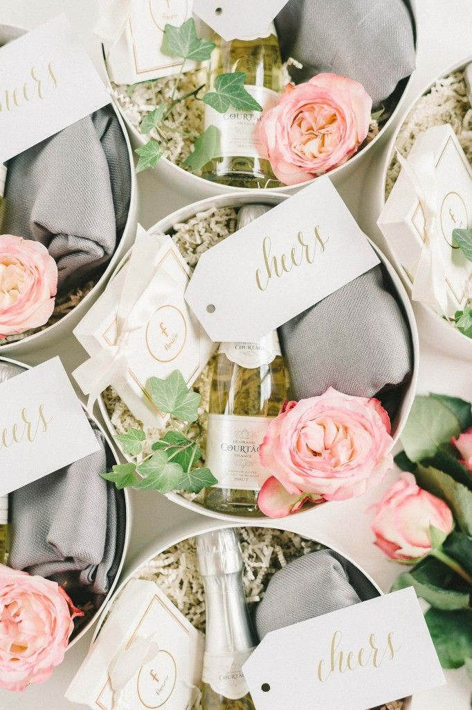 What to Include in Your Wedding Welcome Gifts