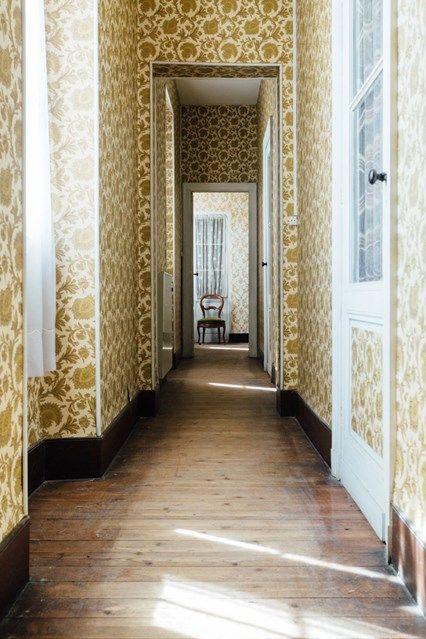 85 best Hallways images on Pinterest | Hallway ideas, House ...